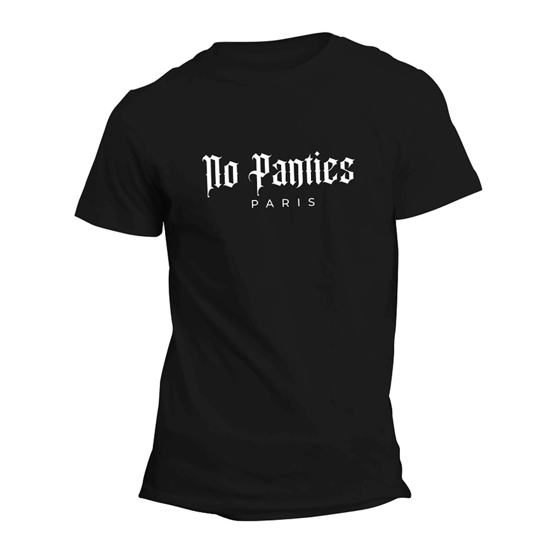 T-Shirt «Classic» Noir